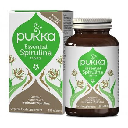 Essential Spirulina odżywia i wzmacnia