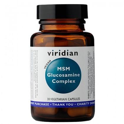 Glukozamina z MSM
