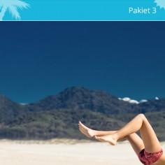 Pakiet nr 3 Kompletny pakiet dla zdrowia i urody
