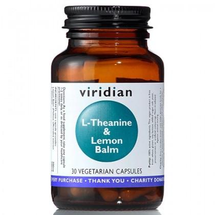 L-Theanine and Lemon Balm