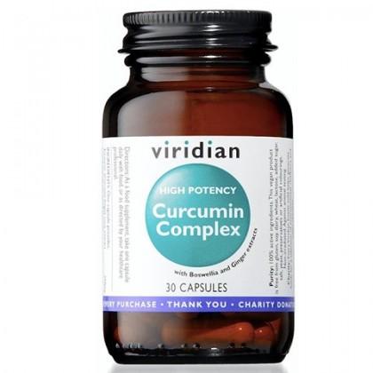 High Potency Curcumin Complex