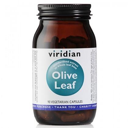 Liść Oliwny kapsułki Viridian