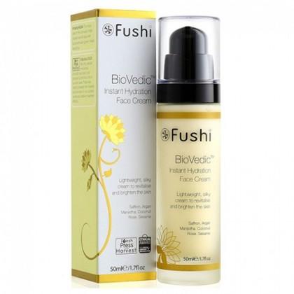 Fushi BioVedic Instant Hydration Cream 50ml - krem nawilżający