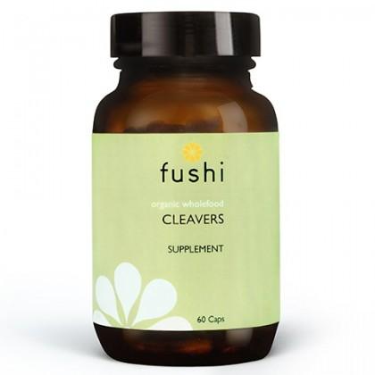 Cleavers BIO Ekologiczna Przytulia Czepna 60 kapułek 260 mg Fushi