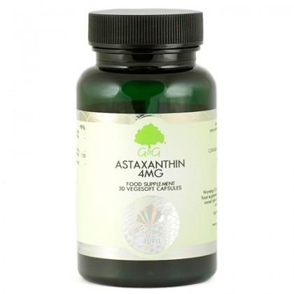 G&G Astaksantyna 4 mg 30 kapsułek