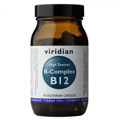 High Twelve B-Complex B12