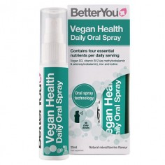 Vegan Health Daily Oral Spray  Suplement diety