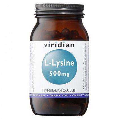 L-Lizyna 500 mg