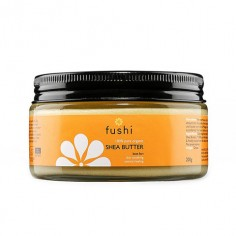 Masło Shea BIO Virgin Ekologiczne nierafinowane Masło 100% RAW 200 g Fushi