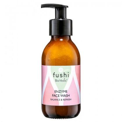BioVedic Peeling Enzymatyczny do mycia twarzy 150ml Fushi