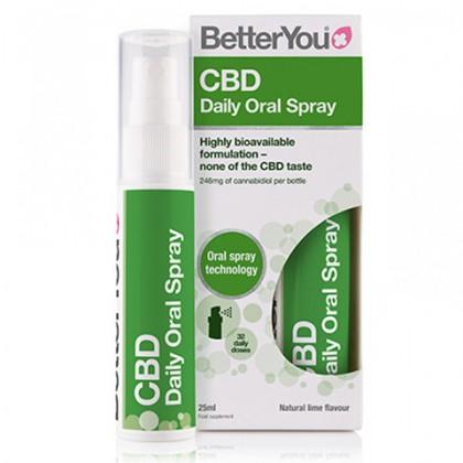 CBD Daily Oral Spray 25ml