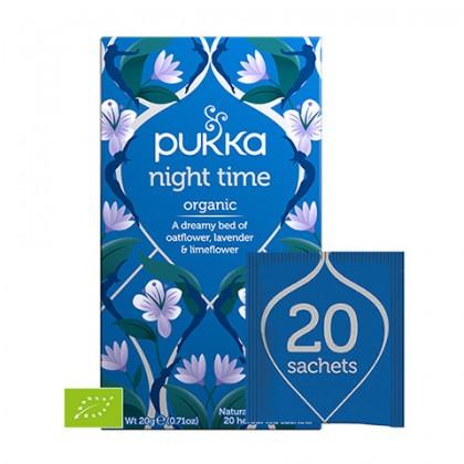 Pukka herbata Night Time