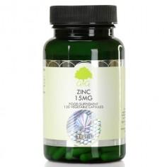 Cynk 15 mg Cytrynian Cynku 120 kapsułek G&G