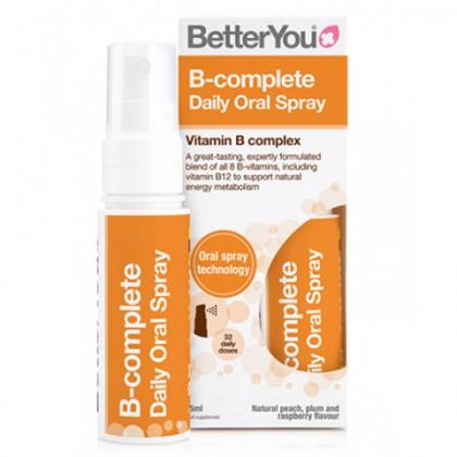 BetterYou B Kompleks Spray