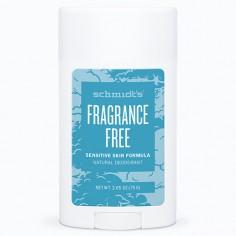 SCHMIDTS Dezodorant w sztyfcie Fragrance-Free 75g