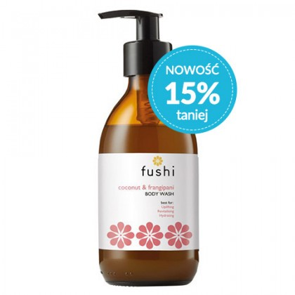 Fushi Żel do ciała Uplifting Frangipani & Coconut 230ml