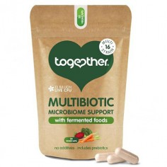 Together Multibiotic Fermented Food 30 kapsułek