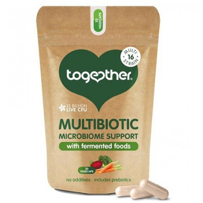 Together Multibiotic Fermented Food 30 kapsułek