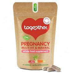 Together Pregnancy  Multi - Witaminy i Minerały dla kobiet w ciąży 60 kapsułek