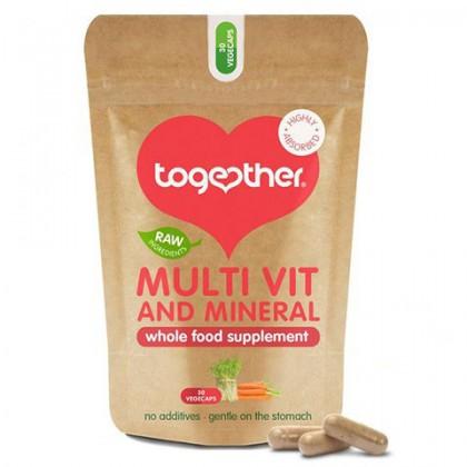WholeVit™ Multi  Multiwitamina i Minerały 30 kapsułek