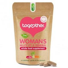 Together Womans Multi - Witaminy i Minerały  dla kobiet 30 kapsułek