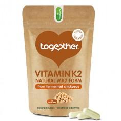 Together Naturalna Witamina K2 MK-7 120µg