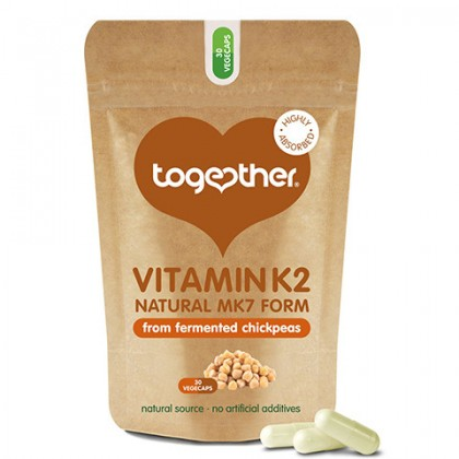 Together Naturalna Witamina K2 MK-7 120µg