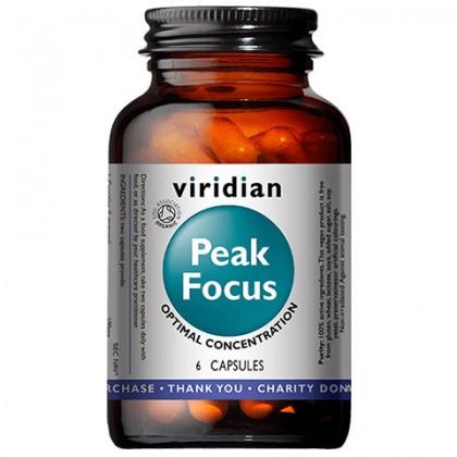 Organic Peak Focus (Koncentracja) 60 kapsułek