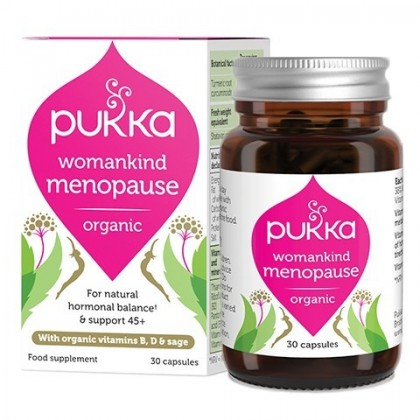 Womankind Menopause 45+ 60 kapsułek