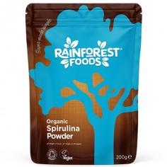 Spirulina BIO Rainforest Foods (200 g)