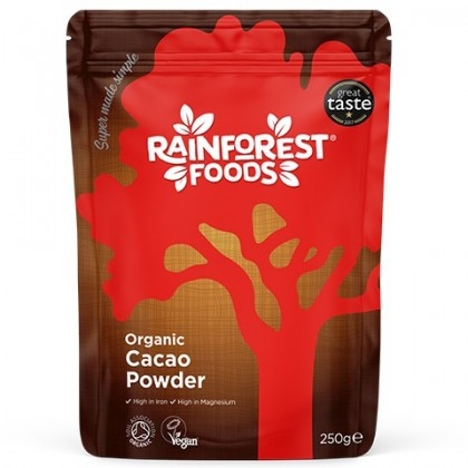 Kakao Proszek BIO Rainforest Foods