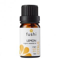 Fushi olejek eteryczny z cytryny BIO