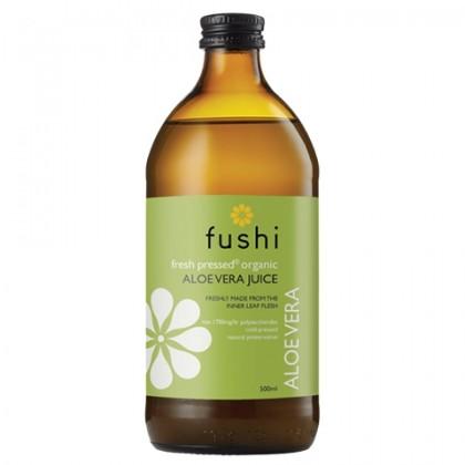 Ekologiczny Sok z Aloesu 99,9% BIO 500 ml Fushi