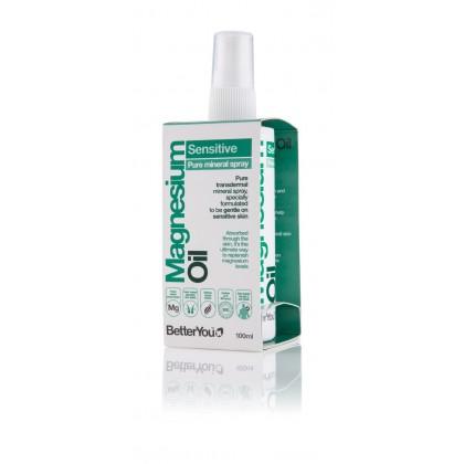 Olejek Magnezowy Sensitive Spray