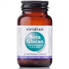 Beta Glukan z witaminami C, D oraz Cynkiem