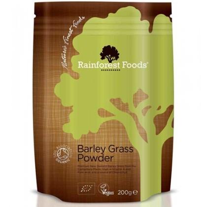 Trawa Jęczmienna BIO Rainforest Foods 200g